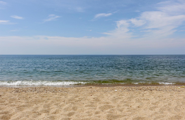 慶野松原砂浜海岸